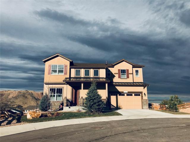 2079 Sage Grouse Way, Castle Rock, CO 80109 (#6527281) :: Relevate | Denver