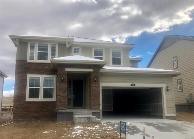 146 Back Nine Drive, Castle Pines, CO 80108 (#6527507) :: The Heyl Group at Keller Williams