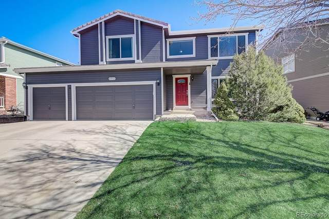 4991 Fenwood Drive, Highlands Ranch, CO 80130 (#6527926) :: Colorado Home Finder Realty