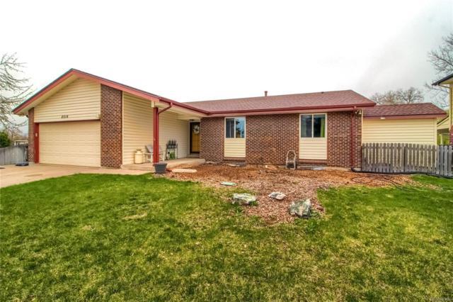 8014 W Polk Place, Littleton, CO 80123 (#6527990) :: House Hunters Colorado