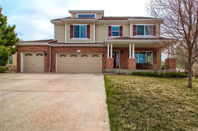 16834 E Weaver Lane, Aurora, CO 80016 (#6528051) :: The Peak Properties Group