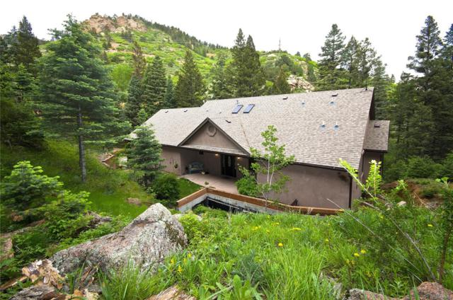 1430 Sutherland Creek Road, Manitou Springs, CO 80829 (#6528209) :: Compass Colorado Realty