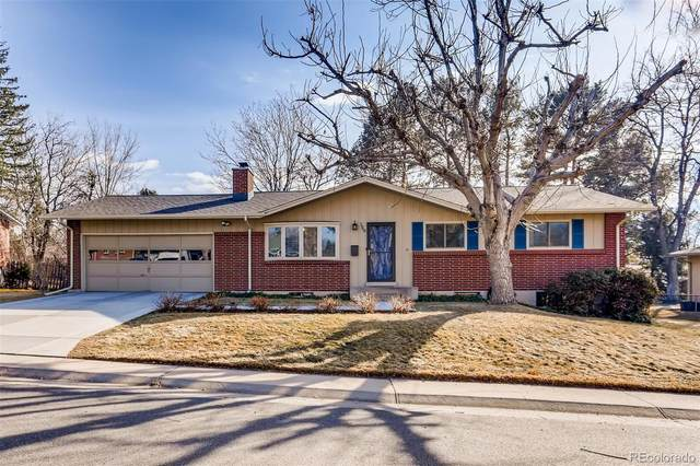 7968 E Jefferson Avenue, Denver, CO 80237 (#6528406) :: Realty ONE Group Five Star