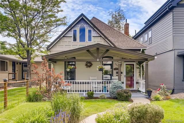 736 S Logan Street, Denver, CO 80209 (#6528602) :: Kimberly Austin Properties