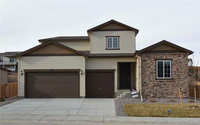 4117 Spanish Oaks Way, Castle Rock, CO 80108 (#6528794) :: The Griffith Home Team