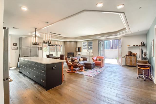 1827 N Grant Street #204, Denver, CO 80203 (#6528898) :: Mile High Luxury Real Estate