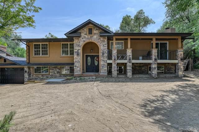 15 Newport Circle, Colorado Springs, CO 80906 (#6528975) :: Venterra Real Estate LLC