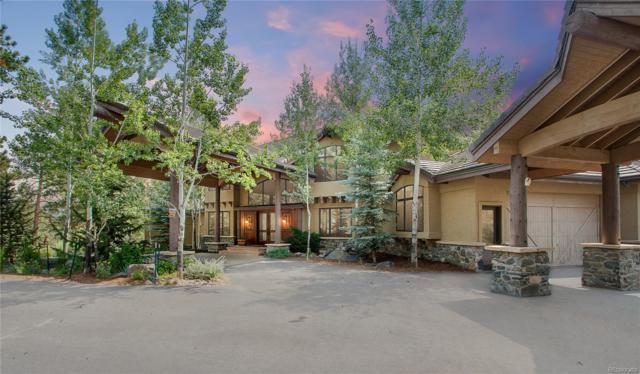 1334 Silver Rock Lane, Evergreen, CO 80439 (MLS #6528982) :: 8z Real Estate