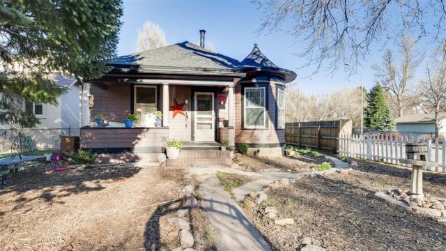 1201 N Prospect Street, Colorado Springs, CO 80903 (#6529297) :: Venterra Real Estate LLC