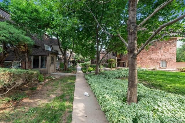 1585 S Holly Street #109, Denver, CO 80222 (#6529362) :: Finch & Gable Real Estate Co.