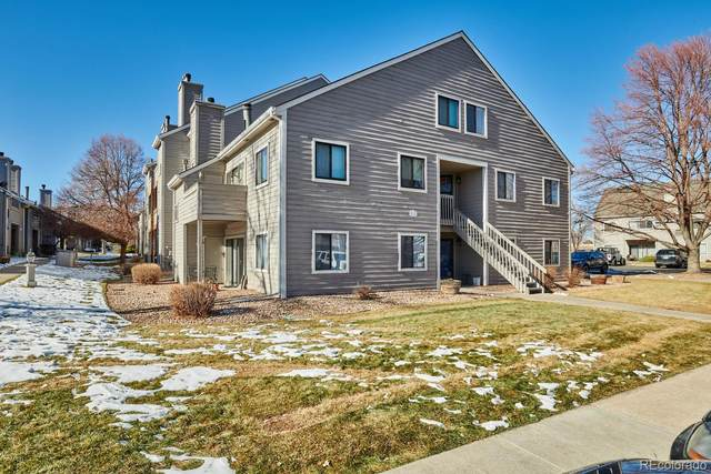 3600 S Pierce Street 2-103, Lakewood, CO 80235 (#6530182) :: Realty ONE Group Five Star