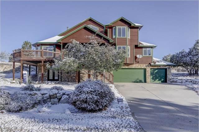 8795 Mad River Road, Parker, CO 80134 (MLS #6530265) :: 8z Real Estate