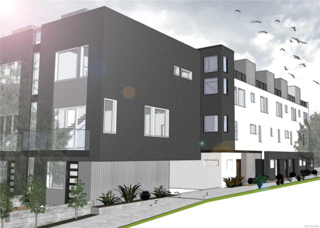 1620 Irving Street #3, Denver, CO 80222 (#6530331) :: The Peak Properties Group