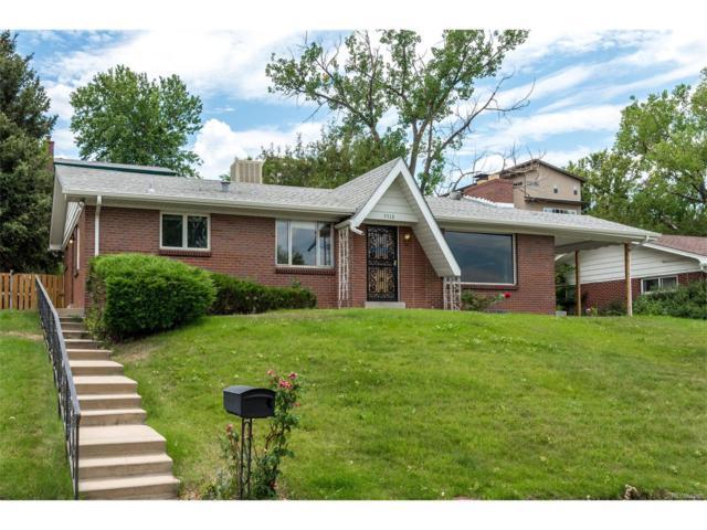 5510 W 51st Avenue, Denver, CO 80212 (MLS #6530875) :: 8z Real Estate