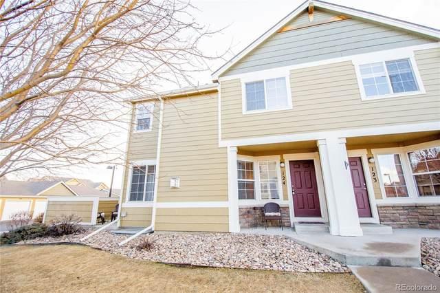 805 Summer Hawk Drive U124, Longmont, CO 80504 (MLS #6531249) :: 8z Real Estate