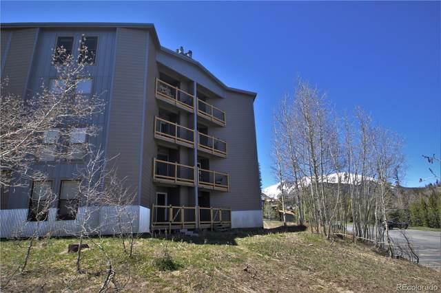 2400 Lodge Pole Circle G2, Silverthorne, CO 80498 (MLS #6531467) :: 8z Real Estate