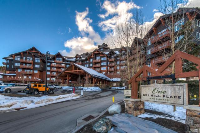 1521 Ski Hill Road #8403, Breckenridge, CO 80424 (#6532485) :: The Heyl Group at Keller Williams