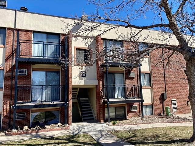 5995 W Hampden Avenue B19, Denver, CO 80227 (#6532723) :: The DeGrood Team