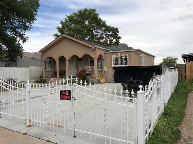 180 S Decatur Street, Denver, CO 80219 (#6532805) :: Mile High Luxury Real Estate