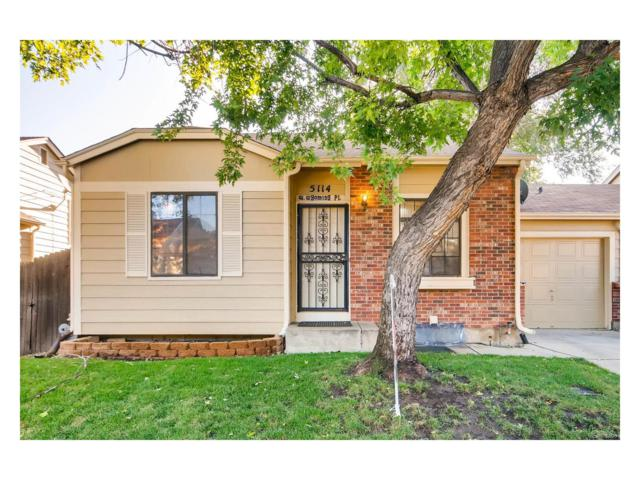 5114 W Wyoming Place, Denver, CO 80219 (MLS #6533008) :: 8z Real Estate