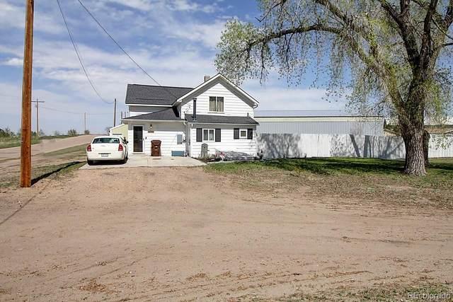 212 E Corona Avenue, Wiggins, CO 80654 (MLS #6533107) :: 8z Real Estate