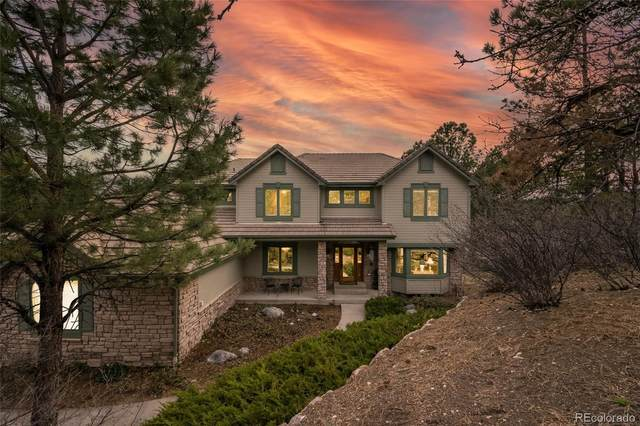 832 Good Hope Drive, Castle Rock, CO 80108 (#6533145) :: The HomeSmiths Team - Keller Williams