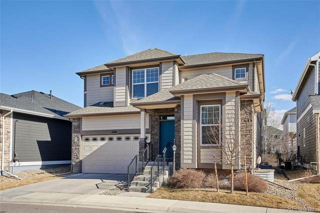 1240 S Verbena Street, Denver, CO 80247 (#6533283) :: Hudson Stonegate Team
