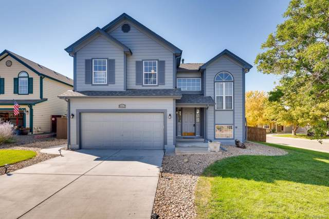8353 White Cloud Court, Highlands Ranch, CO 80126 (#6533344) :: The HomeSmiths Team - Keller Williams