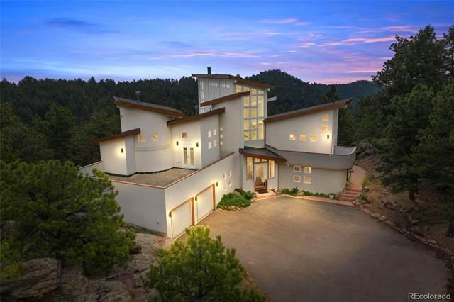 852 Reed Ranch Road, Boulder, CO 80302 (#6533614) :: iHomes Colorado