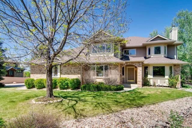 8780 Skyland Drive, Niwot, CO 80503 (#6534212) :: The Peak Properties Group