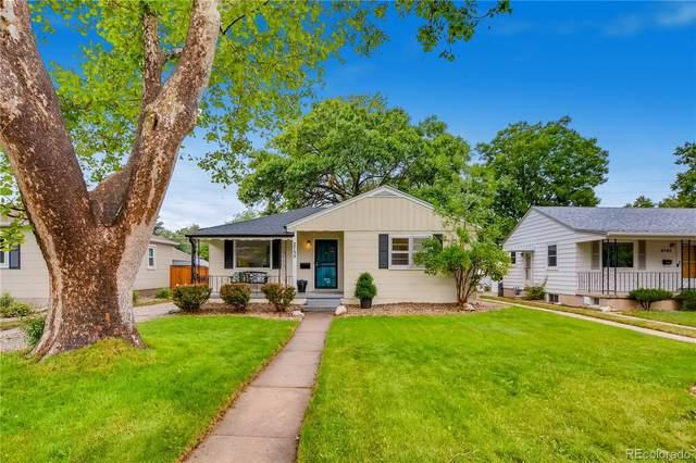 2755 S Gilpin Street, Denver, CO 80210 (MLS #6534279) :: 8z Real Estate