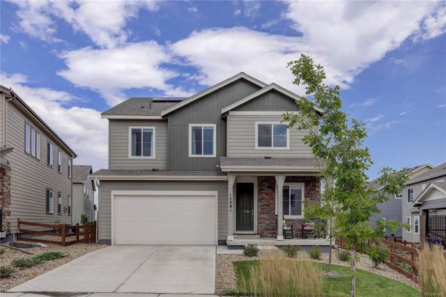 15081 W 93rd Place, Arvada, CO 80007 (MLS #6534499) :: Bliss Realty Group