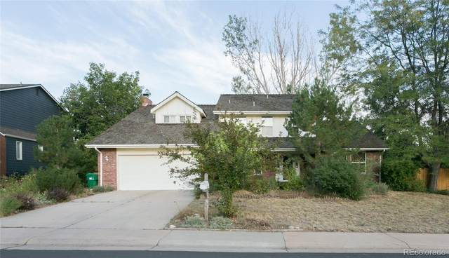 2664 S Oakland Street, Aurora, CO 80014 (#6534511) :: James Crocker Team