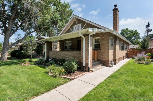 1362 S University Boulevard, Denver, CO 80210 (#6534652) :: The Pete Cook Home Group