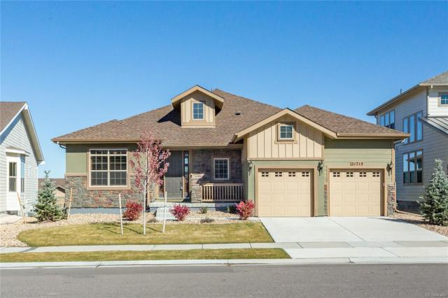 21715 E Idyllwilde Drive, Parker, CO 80138 (#6535080) :: The DeGrood Team