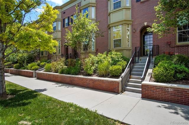 7992 E 29th Avenue, Denver, CO 80238 (#6535141) :: West + Main Homes