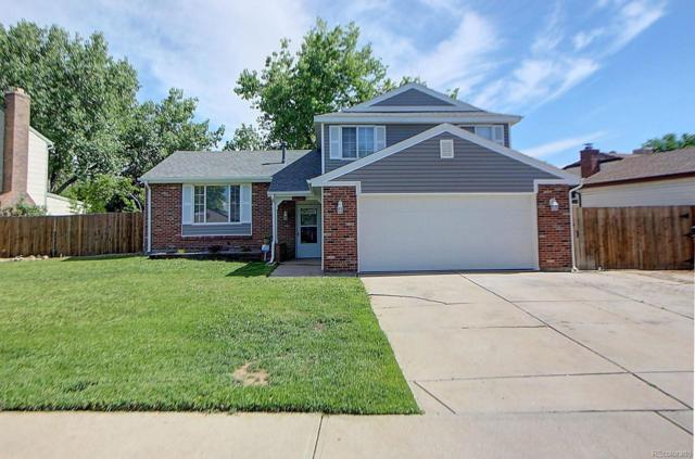 4321 E 115th Place, Thornton, CO 80233 (#6535389) :: The Griffith Home Team