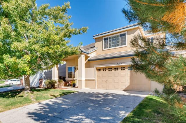 19434 E Hollow Creek Drive, Parker, CO 80134 (#6535798) :: The DeGrood Team