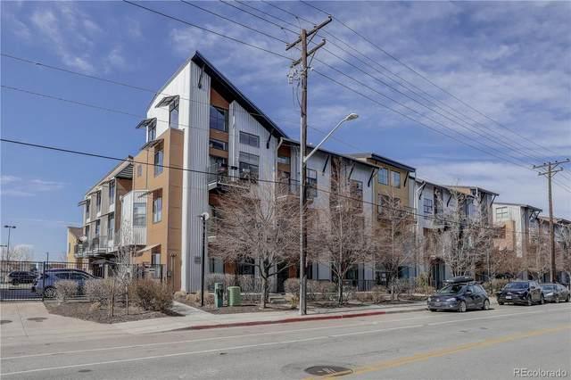 3149 Blake Street #213, Denver, CO 80205 (#6536271) :: Wisdom Real Estate