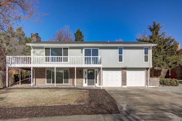 11665 W 74th Avenue, Arvada, CO 80005 (#6536365) :: Harling Real Estate