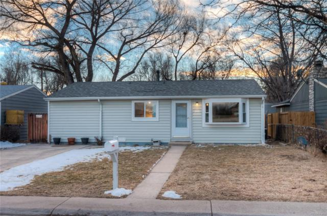 3124 W Jefferson Avenue, Englewood, CO 80110 (#6536590) :: The Heyl Group at Keller Williams
