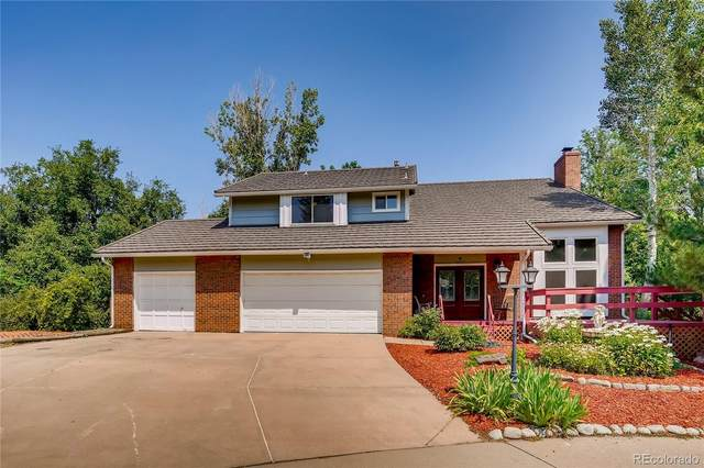 10913 E Crestline Avenue, Englewood, CO 80111 (#6536814) :: You 1st Realty