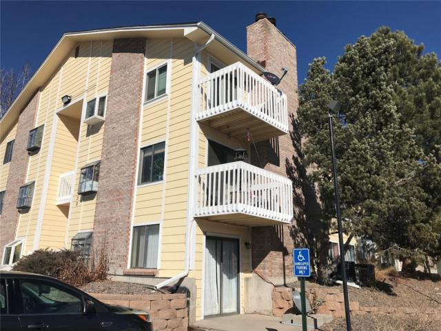 12430 E Cornell Avenue #104, Aurora, CO 80014 (#6536815) :: The Peak Properties Group