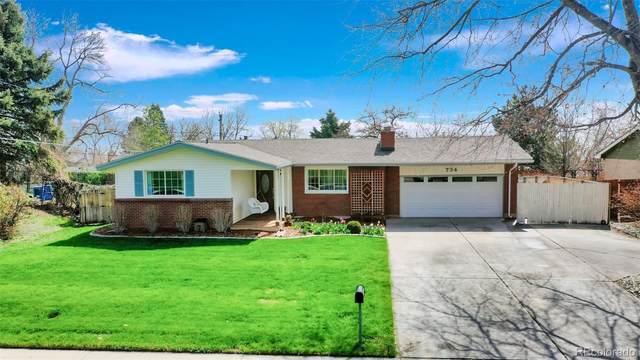 734 S Braun Street, Lakewood, CO 80228 (#6536997) :: Briggs American Properties