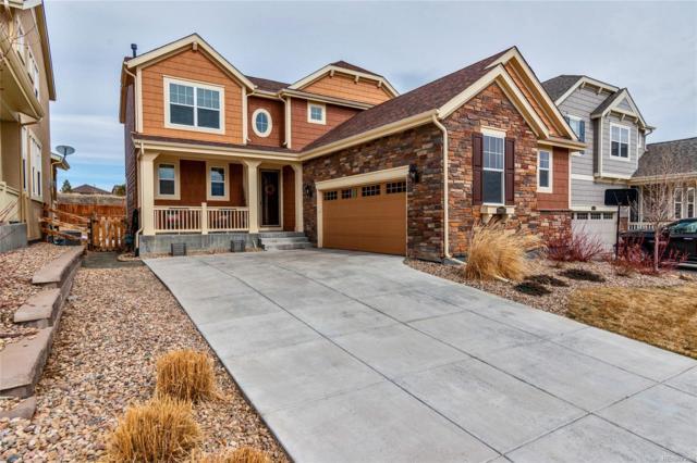 17895 W 84th Lane, Arvada, CO 80007 (MLS #6537090) :: Kittle Real Estate
