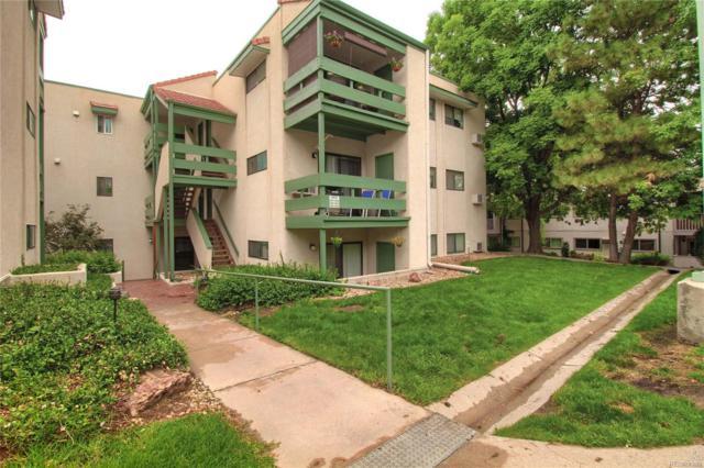 7740 W 35th Avenue #302, Wheat Ridge, CO 80033 (#6537650) :: The Pete Cook Home Group
