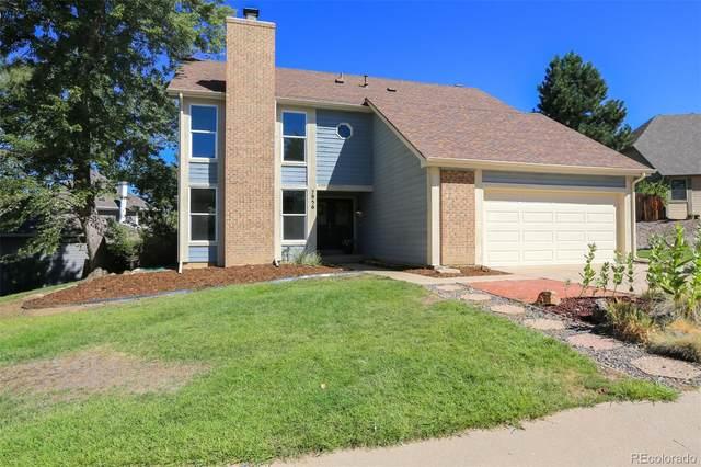 7956 S Niagara Court, Centennial, CO 80112 (MLS #6537710) :: 8z Real Estate