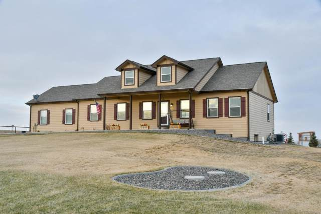 59659 E Commanche Way, Strasburg, CO 80136 (MLS #6537789) :: 8z Real Estate