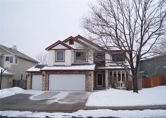 13084 W 85th Place, Arvada, CO 80005 (#6538045) :: The Gilbert Group