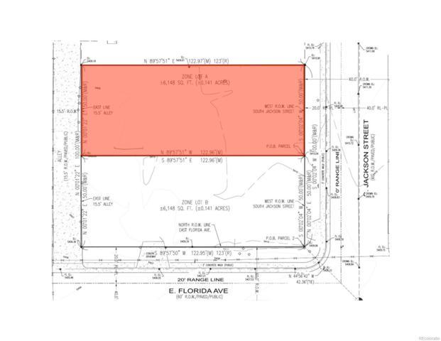 1489 S Jackson Street, Denver, CO 80210 (MLS #6538120) :: 8z Real Estate
